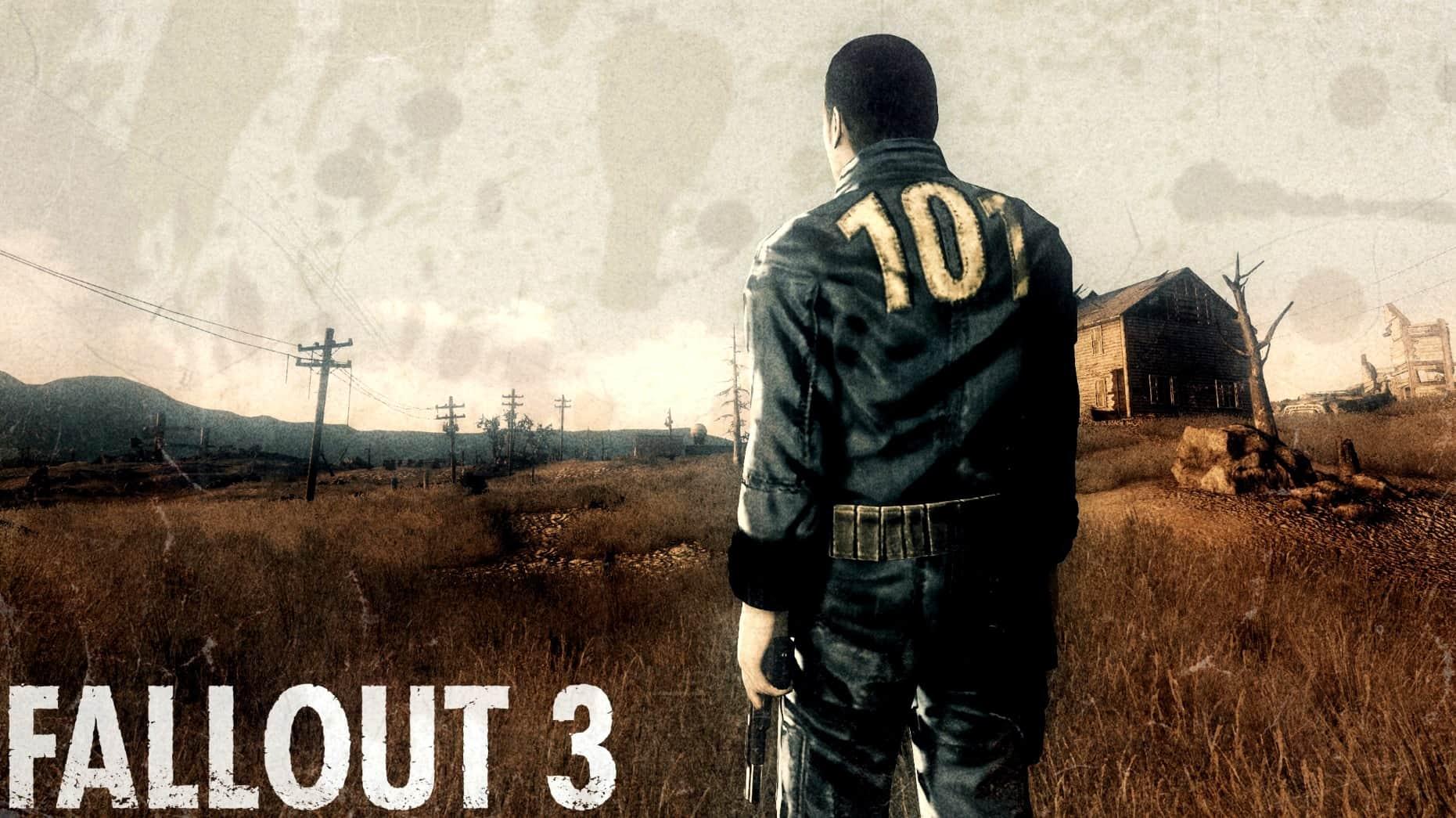 Где найти семью в Fallout 3?