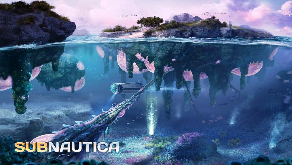 Как попасть на аврору Subnautica?