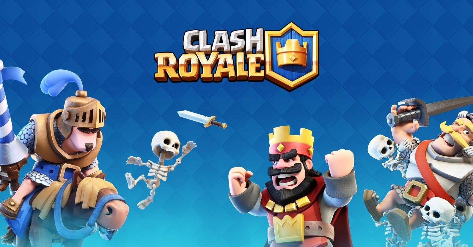 Clash Royale: легендарные карты