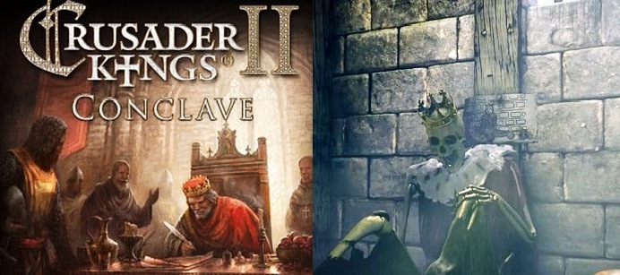 Обзор дополнения Crusader Kings II Conclave