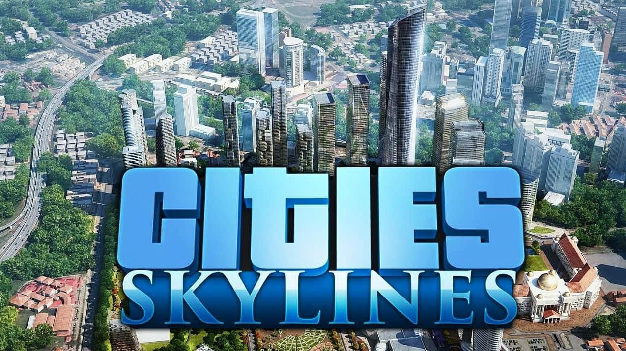 Обзор игры Cities Skylines