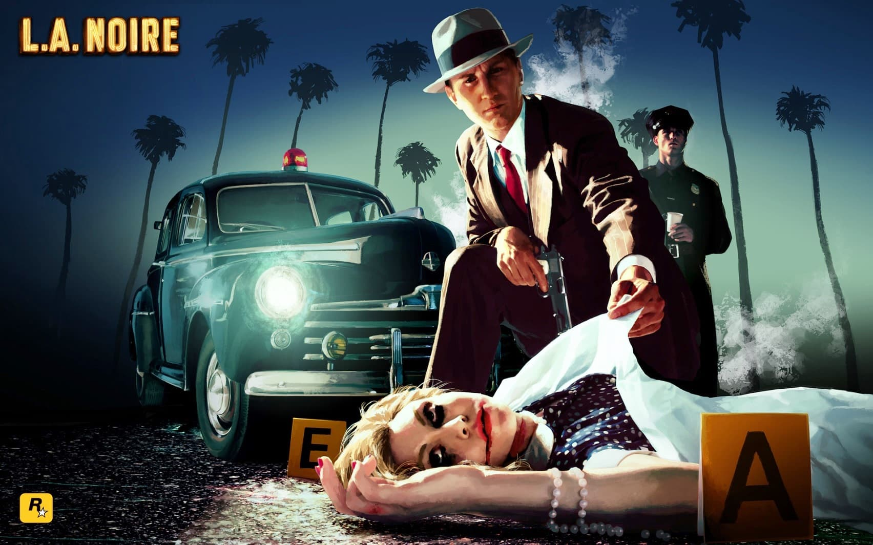 Обзор игры L.A. Noire