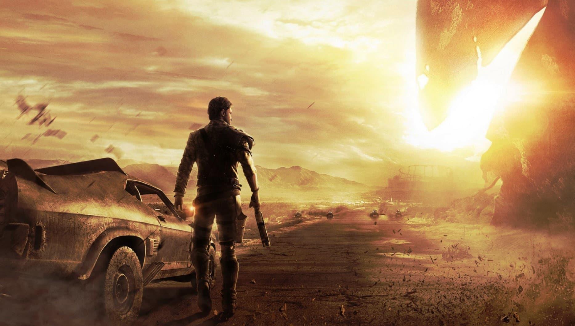 Обзор Mad Max 2015