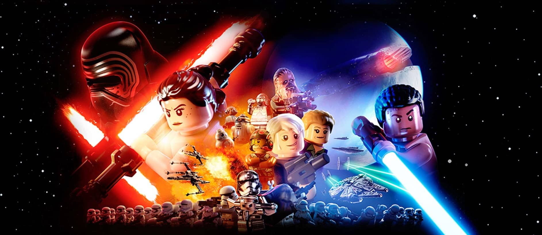lego star wars the force awakens коды на всех персонажей