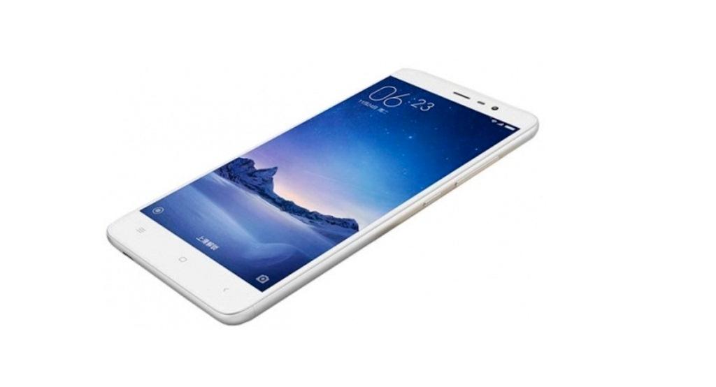 Бюджетный смартфон XiaoMi Redmi 3