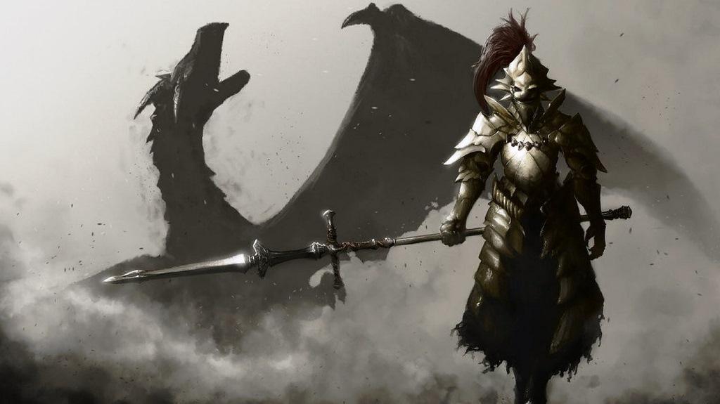 Доспехи драконоборца dark souls 3