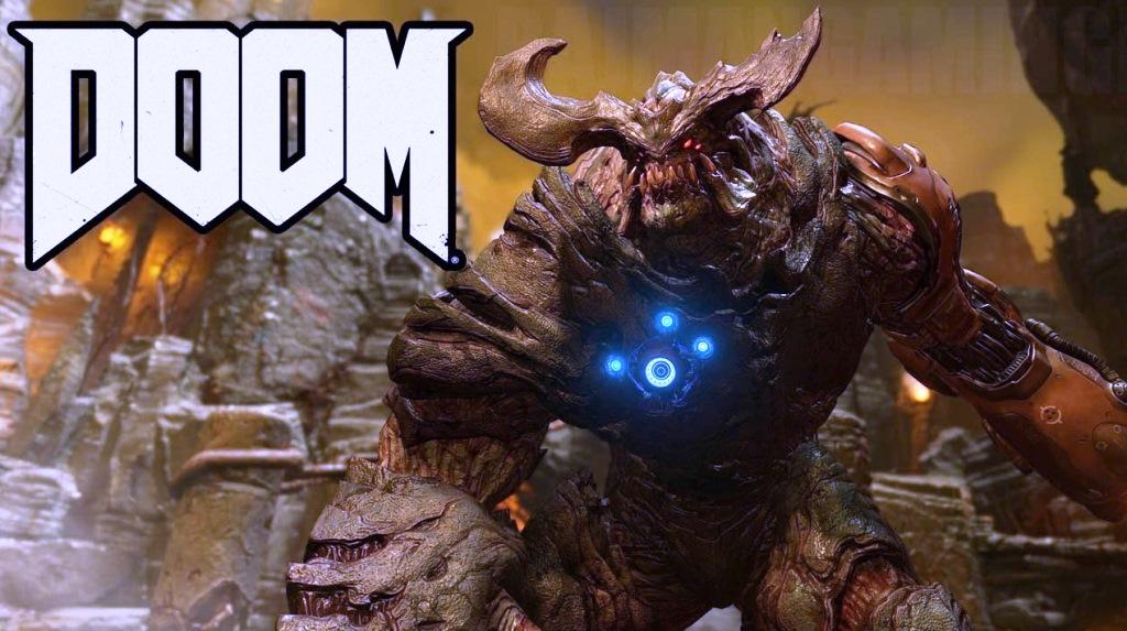 Обзор игры Doom 4 (2016) на пк