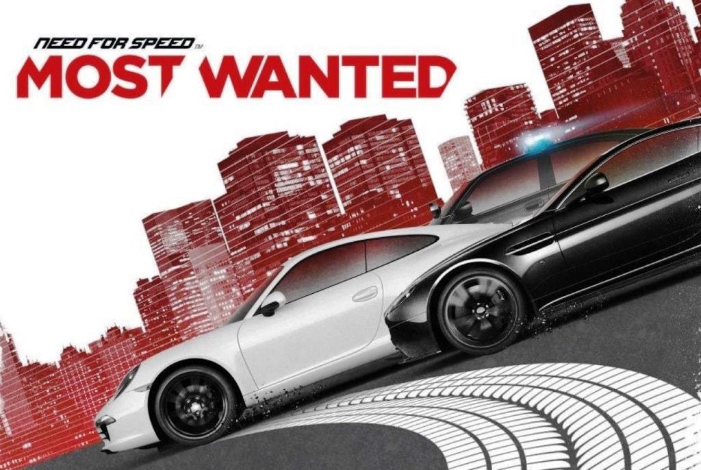 Обзор игры Need for Speed Most Wanted – свободная езда