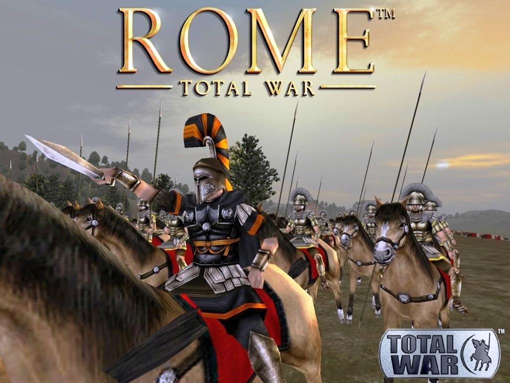 Обзор игры Rome Total War