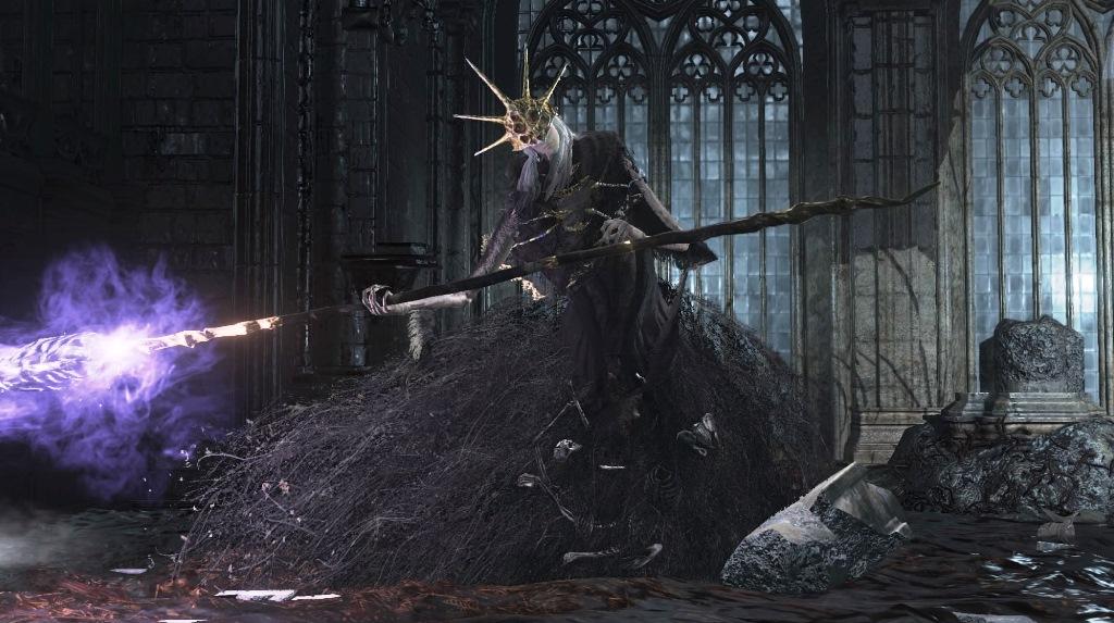 Олдрик пожиратель богов dark souls 3