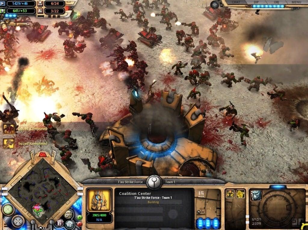 Warhammer 40,000 Dawn of War — Dark Crusade
