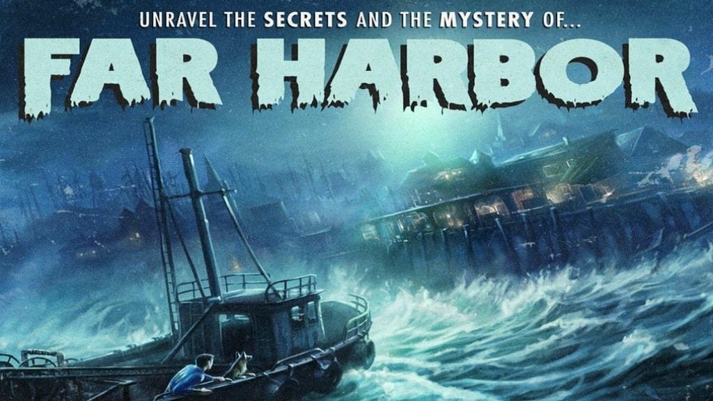 Лучше не вспоминать прохождение квеста Fallout 4 Far Harbor