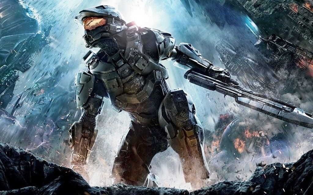 Серия игр Halo