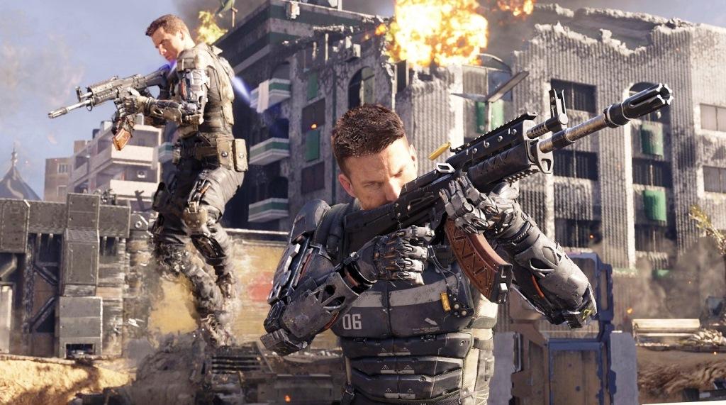 Список всех частей Call of Duty по порядку