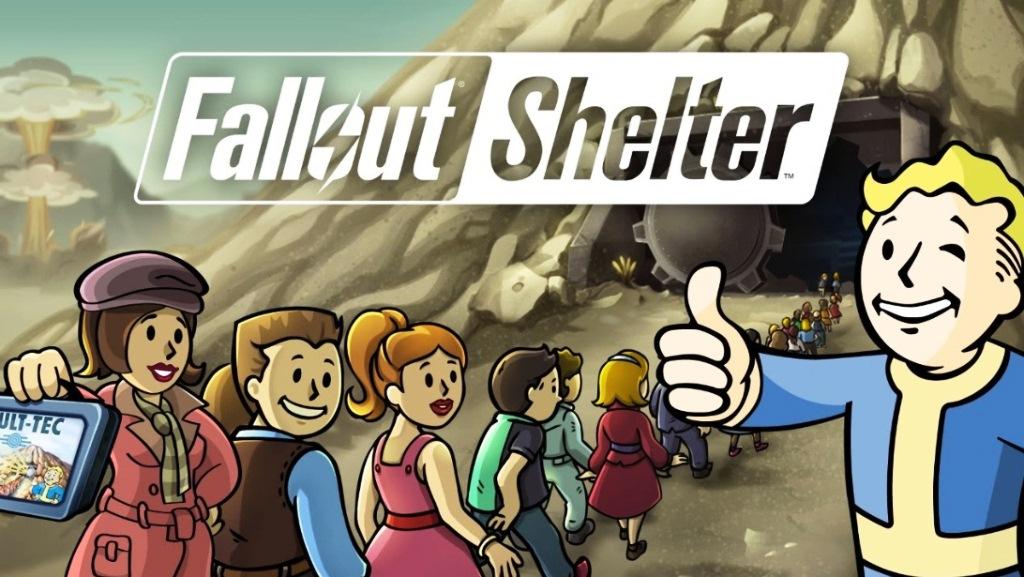 Fallout Shelter - как отправить жителя в пустошь