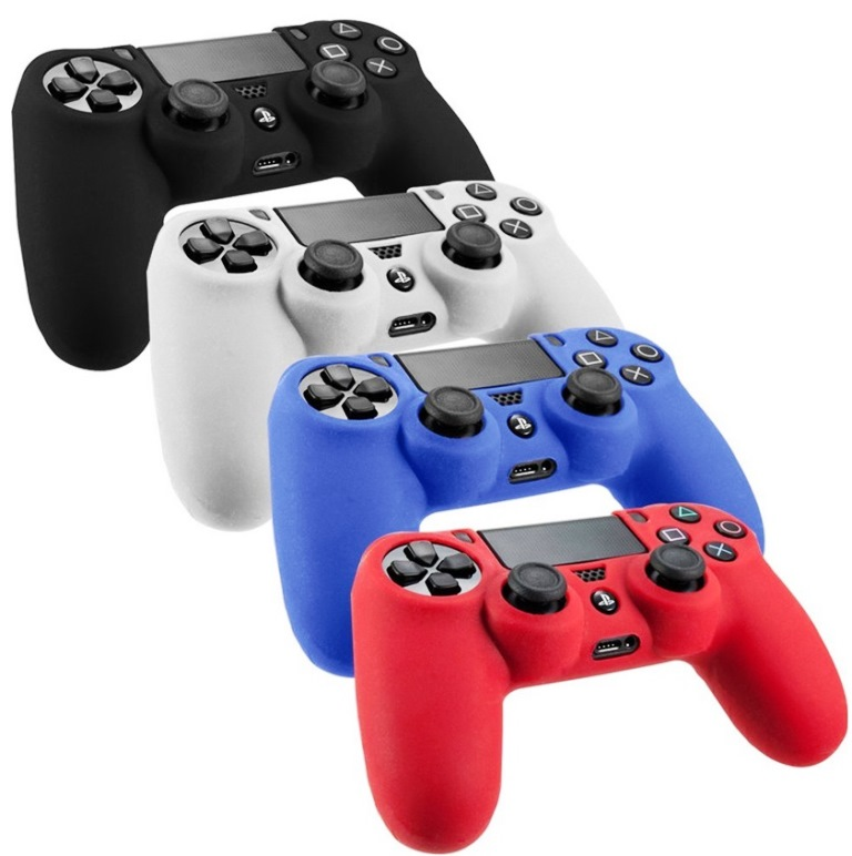 Как подключить второй джойстик к PS4?