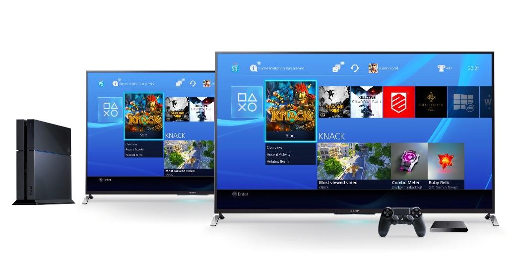 Как подключить ps4 к телевизору или монитору