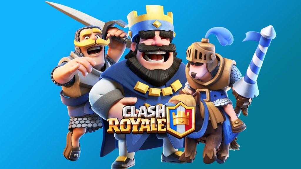 Обзор игры Clash Royal – дорожки по новому