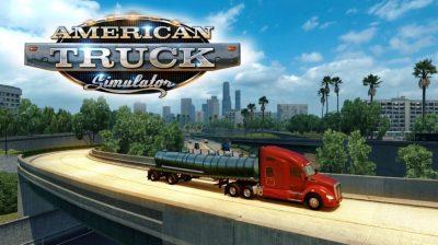 Обзор игры American Truck Simulator