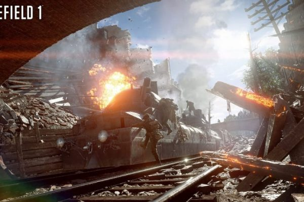 Обзор игры Battlefield 1 (2016)