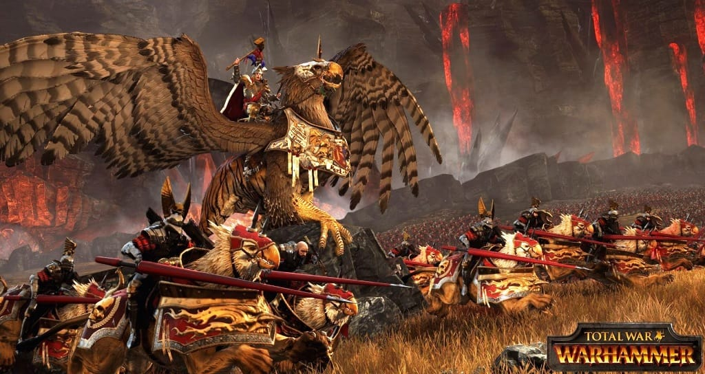 Обзор игры Total War Warhammer