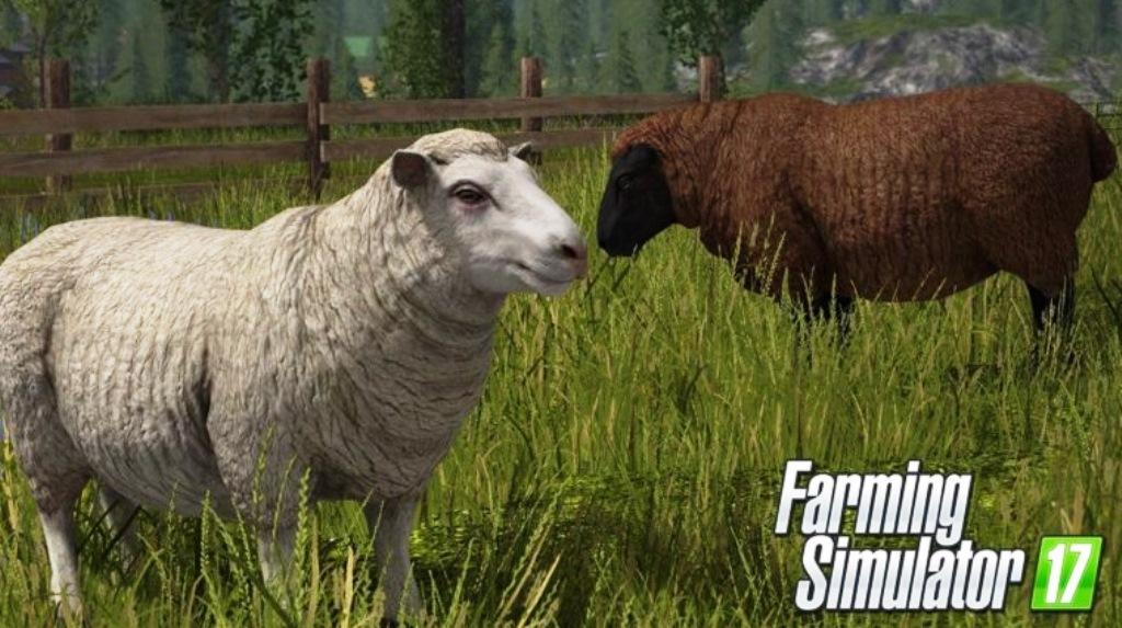 Farming Simulator 17 - купить животных