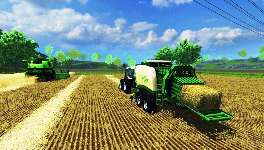 Farming Simulator 2017 - как заправить сеялку
