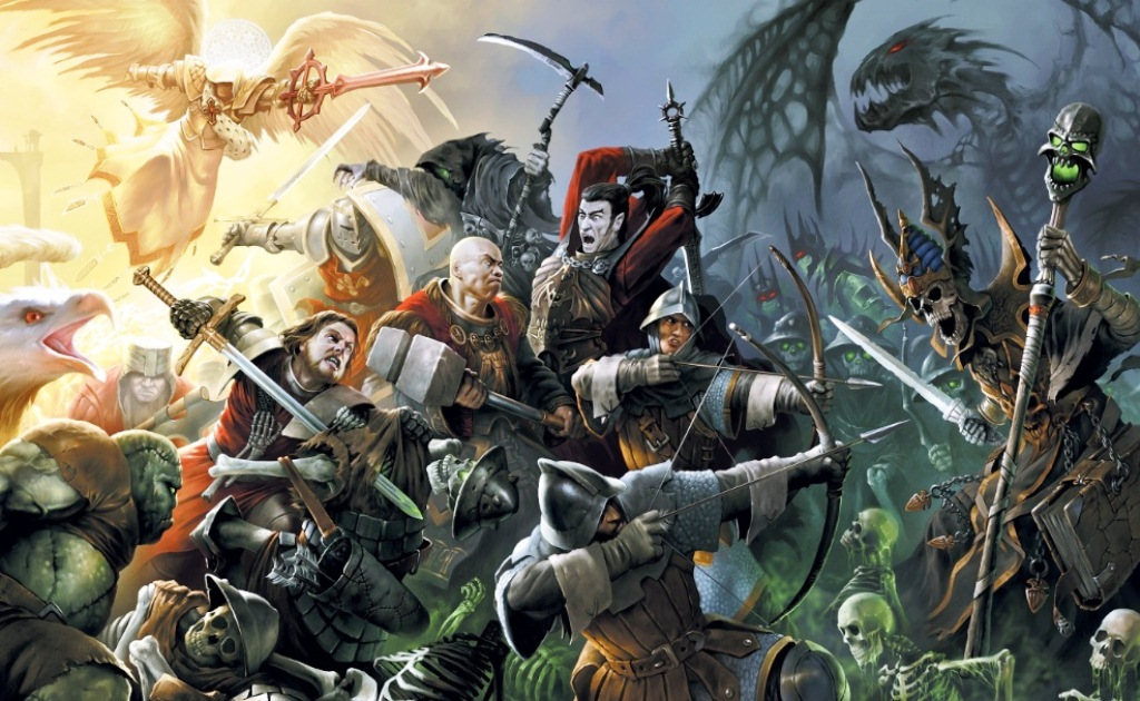 Heroes of Might and Magic III-V