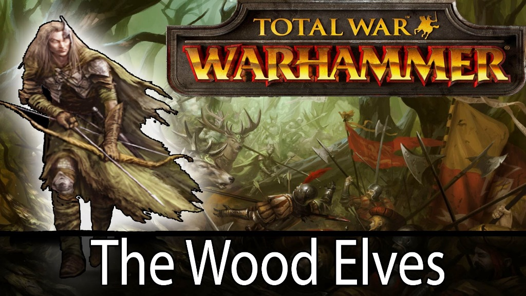 Realm of The Wood Elves