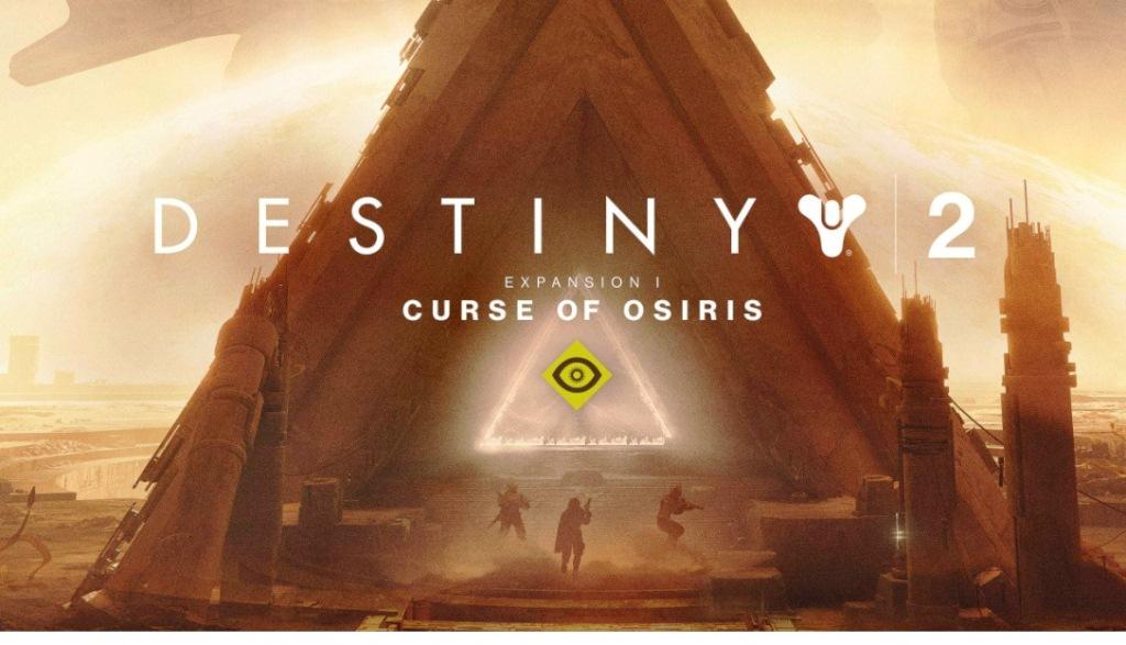 Destiny 2 Curse of Osiris - утерянные пророчества