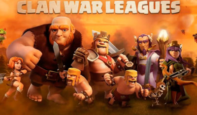 Лига войны кланов COC